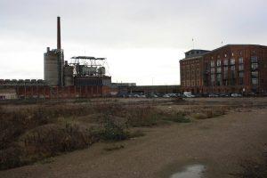 Hier soll das Hafencenter entstehen. (Foto: privat)