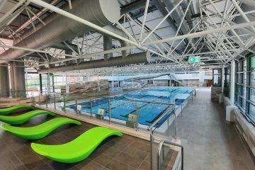 Das Hallenbad Kinderhaus ist bereit für die Badegäste. Es öffnet am Sonntag um 9 Uhr. (Foto: Stadt Münster)