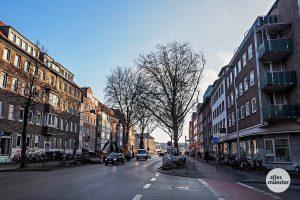 Ab Freitagmittag wird der Hansaring zwischen Bremer Straße und Hafencenter-Baustelle für den Parking Day gesperrt. (Archivbild: Tessa-Viola Kloep)