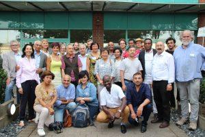 """Foto: Viele Interessierte aus der Stadtgesellschaft beteiligten sich an einem Workshop für ein """"Haus der Kulturen"""" in Münster. (Foto: Stadt Münster)"""