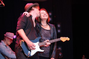 "Inga Rumpf & Helmut Krumminga sind auf auf ""Just Friends Tour"". (Foto: Promo)"