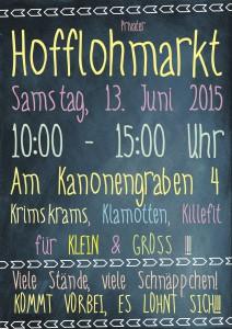 Hofflohmarkt2015