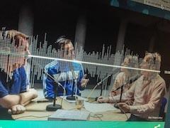 """Wir waren zu Gast in der Sendung """"Easy Listening"""". Hier gibt es die komplette Bürgerfunk-Sendung auf Antenne Münster zum Nachhören."""