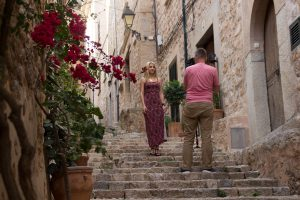 Gedreht wurde auf Mallorca unter anderem in den Gassen von Fornalutx. (Foto: Eva Von der Forst)