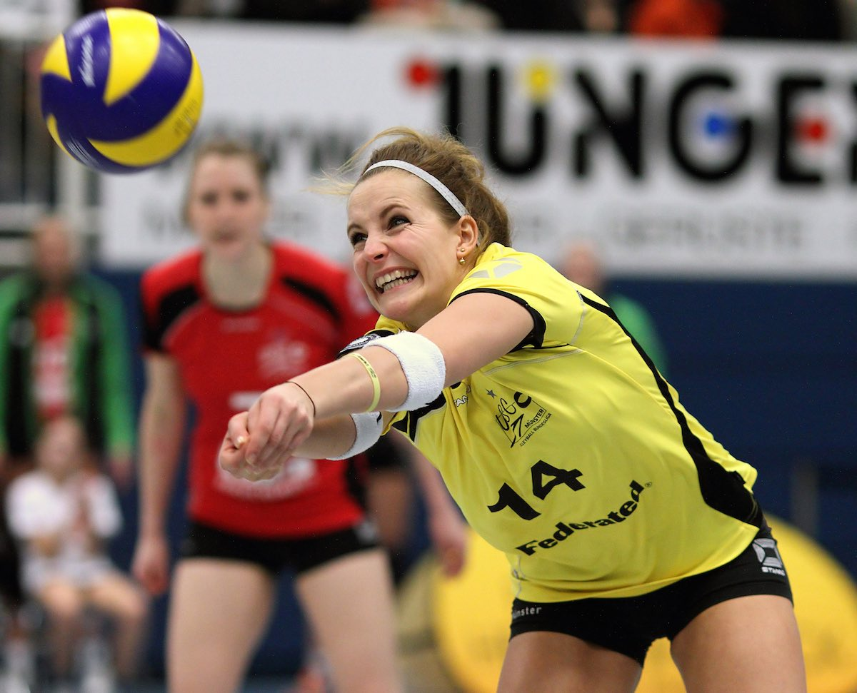 Linda Dörendahl verlässt den USC. (Foto: Stefan Gertheinrich)