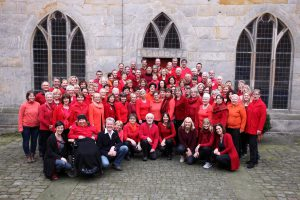 Der epiFUNias Gospelchor feiert Jubiläum. (Foto: Pressefoto)