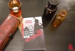 Der zweite Roman von Jürgen Flenker, das Rattenorakel, spielt in Münster. (Foto: ka)
