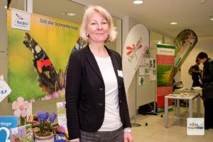 Dr. Heide Naderer ist Vorsitzende des NABU NRW. (Foto: Michael Bührke)