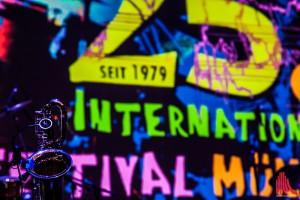 Am Sonntag ging das 25. Internationale Jazz Festival in Münster zu Ende.