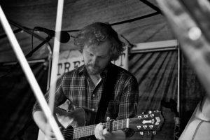 Musiker mit und aus Leidenschaft – Jo Zeeland. (Foto: Florian Roy)