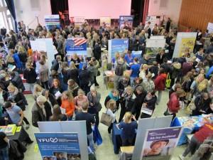 Auch im letzten Jahr war die Messe ein voller Erfolg. (Foto: Pressebild)