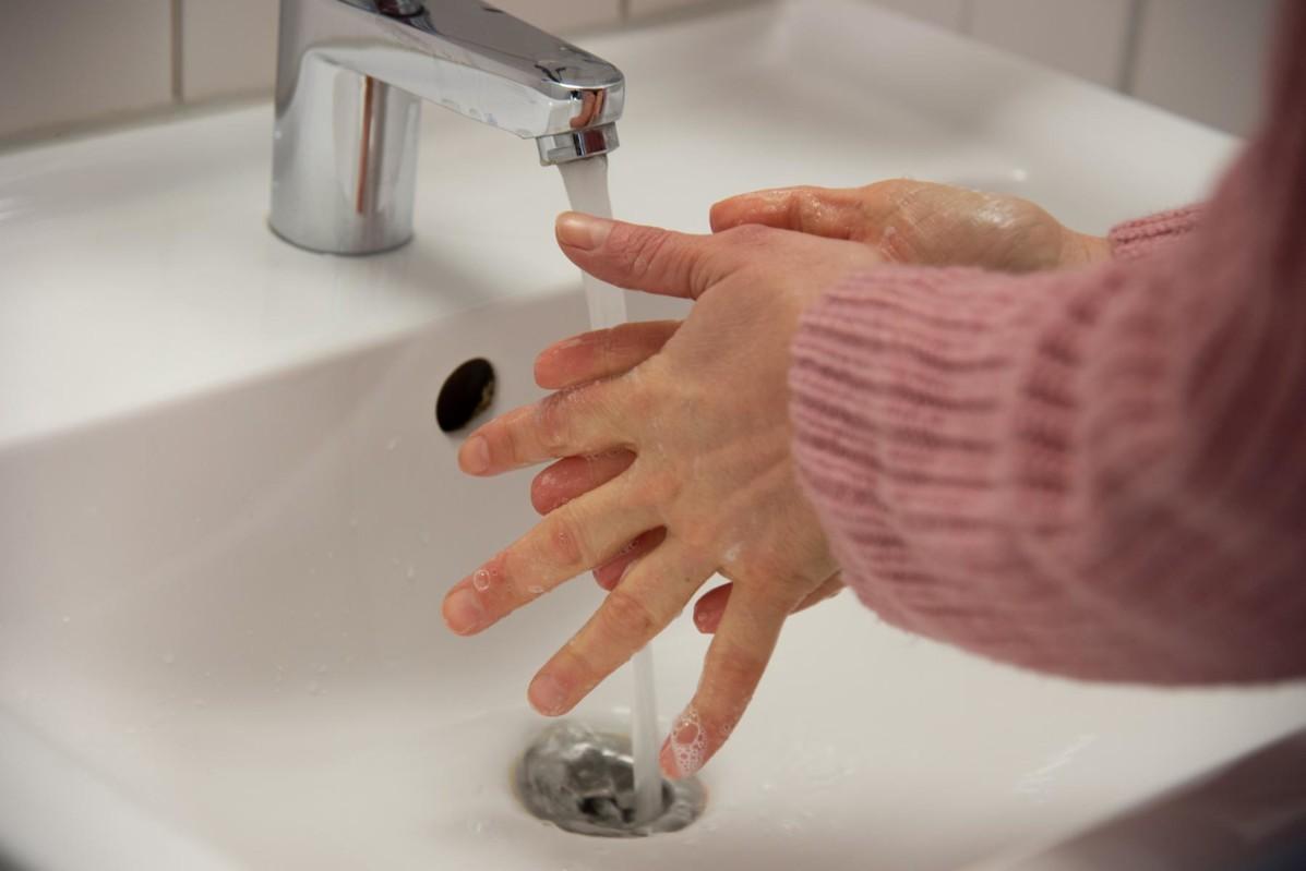 Händewaschen in Coronazeiten | ALLES MÜNSTER