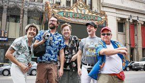 Metro on Tour mit der Kyle Gass Band. (Foto: Matt Grayson)