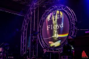 2 Wochen nach den Australiern gab es Pink Floyd Hits aus Großbritannien. (Foto: sg)