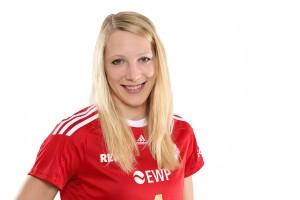 Michala Kvapilova hat zunächst für ein Jahre beim USC unterschrieben. (Foto: Kathleen Friedrich)