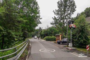 Diese Straße soll zukünftig als Teil der Veloroute über Wolbeck nach Everswinkel eine bedeutsame Rolle für den regionalen Radverkehr spielen. (Foto: Ralf Clausen)