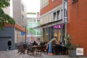 """Bis Sonntag dürfen Gastronomiebetriebe noch öffnen, danach gilt bis Ende November auch für sie ein """"Lockdown light"""". (Foto: Michael Bührke)"""