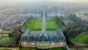 Schloss Platz Kultur 2020: Der Schlossplatz soll an Attraktivität gewinnen. (Foto: Drones Photography)