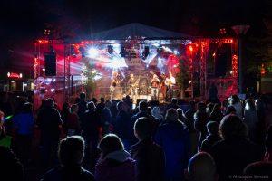 Auch dieses Jahr gibt es beim Rock am Turm wieder viel Live-Musik. (Foto: Alexander Wessels)