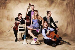 Marion & Sobo Band. (Foto: Manfred Pollert)