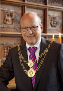 Oberbürgermeister Markus Lewe (Foto: MünsterView)