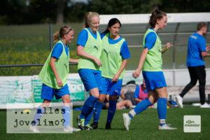 Frauenfußball steht deutlich seltener im Fokus der Medien als Männerfußball. Zu Unrecht, wie die Autorin meint. (Foto: Ralf Börger)