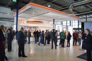 Alles rund um die Tankstelle war am vorletzten Wochenende das Motto in der Halle Münsterland. (Foto: Pressefoto)