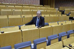 Dr. Michael Arnemann, Leiter der Polizeiseelsorge im Bistum Münster. (Foto: Bischöfliche Pressestelle / Julia Geppert)