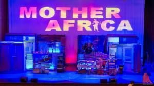 Mother Africa, ein Circus der Sinne in der Halle Münsterland. (Foto: wf)