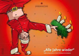Trotz Coronsa gibt es den Wilsberg-Adventskalender auch in diesem Jahr wieder! (Foto: Krebsberatungsstelle im Münsterland)