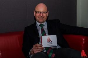 Oberbürgermeister Markus Lewe (Foto: th)