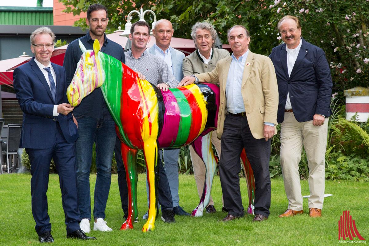 Johann-Christoph Ottenjann, Christoph Metzelder, Philipp Weishaupt, Michael Klimke, Wolfgang Hölker, Hendrik Snoek, Robert Hönke