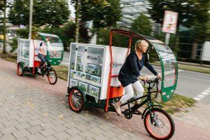 Brillux setzt künftig E-Lastenräder ein   ALLES MÜNSTER