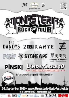 ALLES MÜNSTER präsentiert: Monasteria Rock Tour