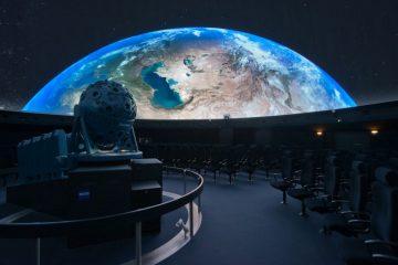 Nach fünfwöchiger Umbauphase ist das LWL-Planetarium nun wieder für Besucher geöffnet. (Foto: LWL/ Oblonczyk)