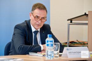 Der Leiter der Direktion Kriminalität, Frank Kaiser (Foto: Bührke)