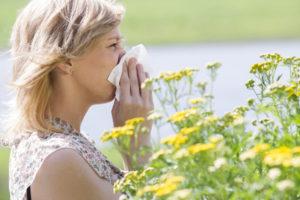 Harte (Heuschnupfen)Zeiten brechen für alle Pollenallergiker in Münster an: In diesem Jahr fliegen die Pollen deutlich früher. (Foto: AOK/hfr)