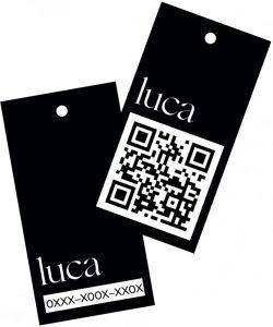 """Als analoges Gegenstück zur """"luca"""" Appdient ein Schlüsselanhänger, der bald auch in Münster verfügbar sein soll. (Grafik: """"luca"""" / culture4life GmbH)"""