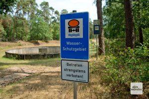 Die Hohe Ward liefern rund 25 Prozent des Trinkwassers für Münster. (Foto: Michael Bührke)