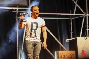 Komiker Ralf Schmitz erzählt Handwerker-Anekdoten. (Foto: bk)