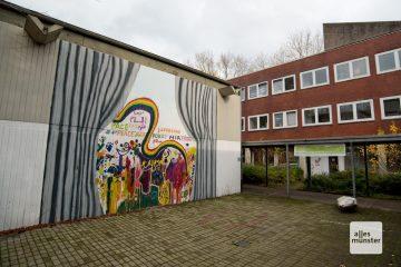 Das ehemalige Heerde-Kolleg am Hoppengarten beherbergt mehrere Ateliers. (Foto: Bührke)