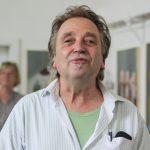 Künstler Rolf Tiemann. (Foto: bk)