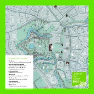 """So sieht das Konzept der Initiative """"Schloss Platz Kultur 2020"""" aus. (Grafik: Schloss Platz Kultur 2020)"""