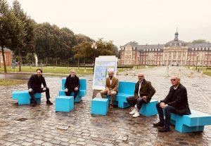 Die Akteure der Initiative Schloss Platz Kultur 2020. (Foto: Schloss Platz Kultur)
