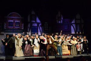 """2013 spielte das Freie Musical-Ensemble """"Scrooge"""" zuletzt. (Foto: FME)"""