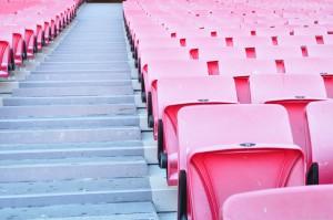 Beim Spiel gegen den VfL Osnabrück werden die Sitze im Preußenstadion nicht leer bleiben. (Foto: CC0 / 4freephotos.com)