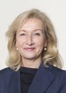 Neue und alte Bundesvorsitzende des bcsd, Bernadette Spinnen. (Foto: Peter Wieler)