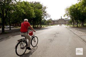 Münster macht sich mit zukunftsfähigen Konzepten für eine bessere Mobilität auf den Weg. (Foto: Michael Bührke)