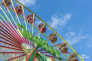Für den Sommersend kommt in den Ferien, wie schon im Herbst, der mobile Freizeitpark auf den Schlossplatz (Foto: Carsten Pöhler)