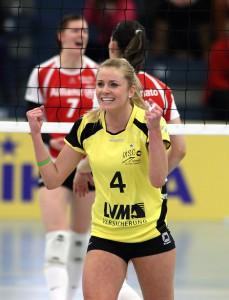 Tess von Piekartz hat bereits einige Angebote erhalten. (Foto: Stefan Gertheinrich)